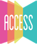Access Training logo on transparent background