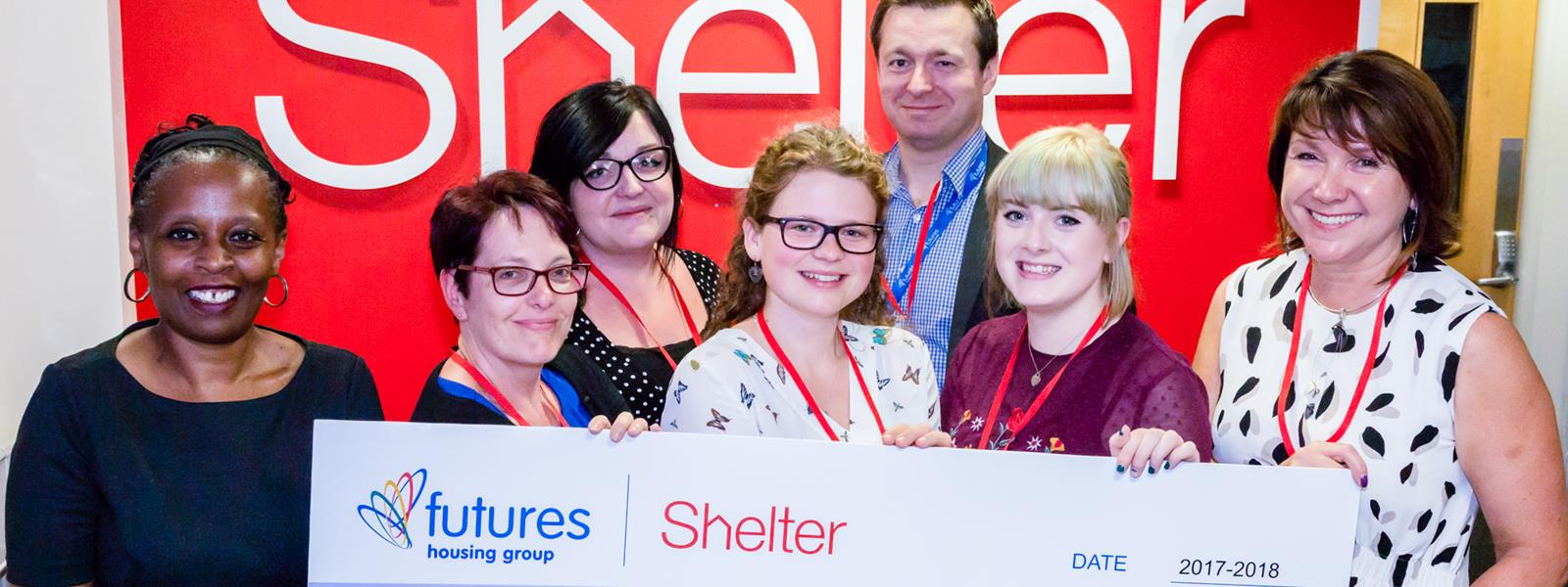 Shelter Cheque 1